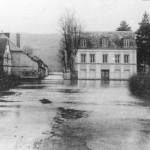 La crue de la Seine - 2 février 1910