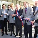 Inauguration école JDF