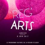 Reg'Arts Janvier-Juin 2017