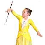 Twirling-Baton