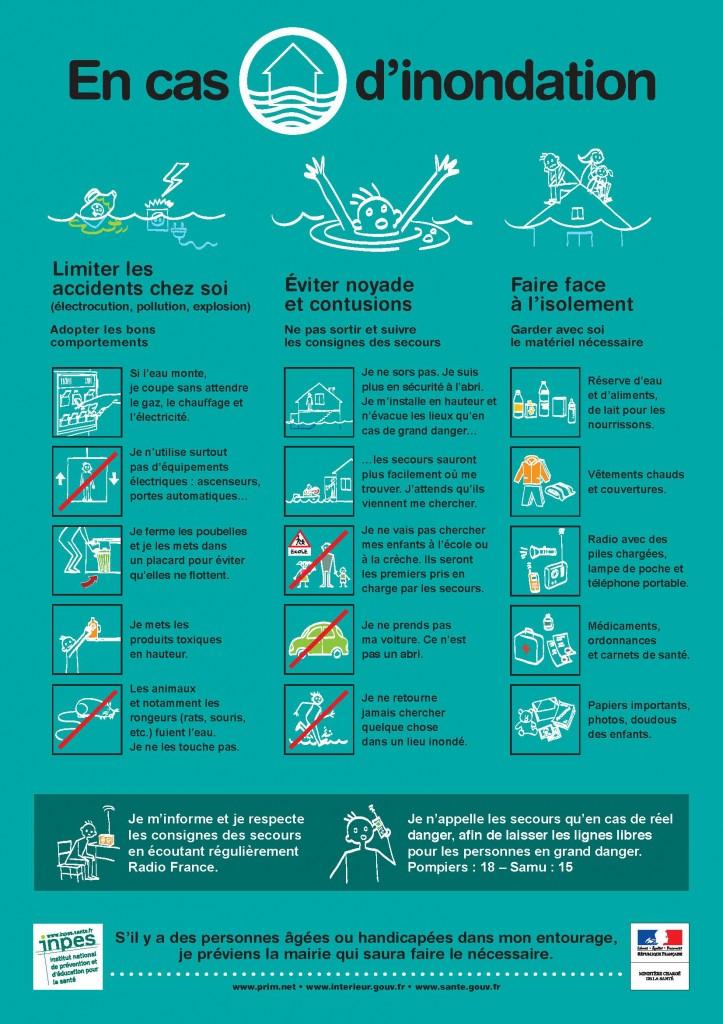 En cas d'inondation - Conseils de l'INPES_Page_1