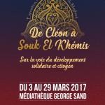 Affiche-de-Cléon-a-souk-el-khemis