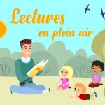 lectures en plein air vignette