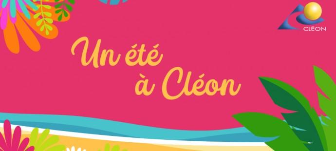 un été à Cléon