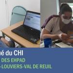 ACTU communiqué CHI - EPHAD