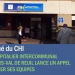 ACTU communiqué CHI - appel recrutement